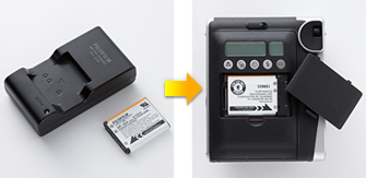 instax mini 90 battery
