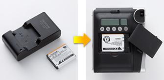 instax mini 90 battery