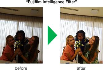 Fujifilm Filter