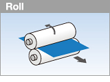 [Image] Nip roll, calendar roll, printing roll, printer roll