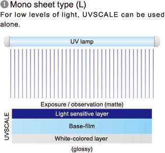 [Image] (1) Mono sheet type(L)