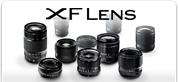 XF Lens Website