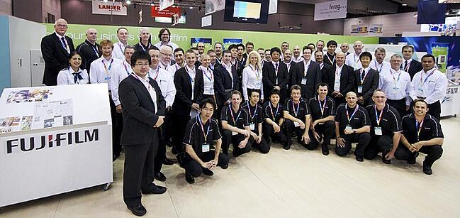 fujifilm team at pacprint