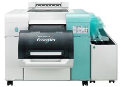 Frontier DL600 dry minilab