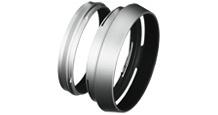 Lens hood LH-X100 Silver