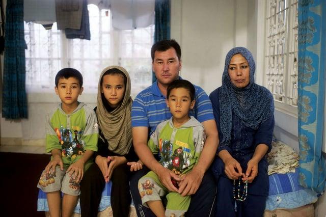 Afghan-Pakistani family