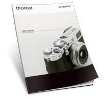 brochure x100f