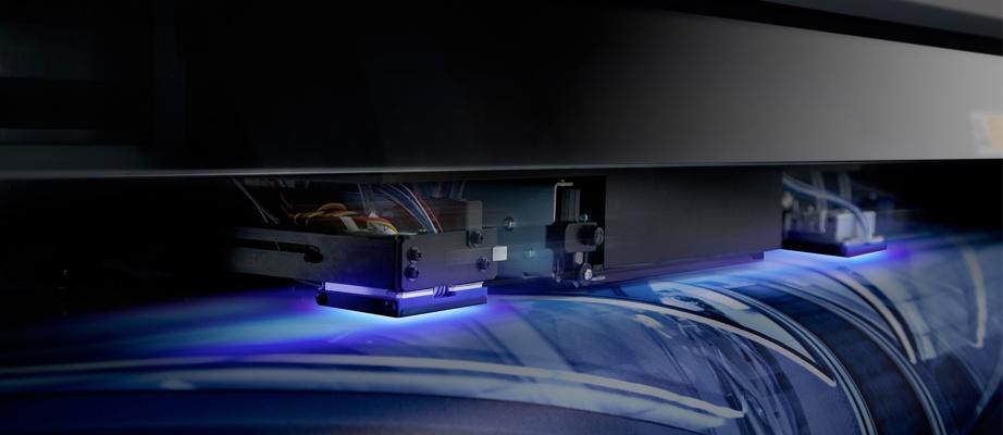 Fujifilm - UV vs LED UV curing