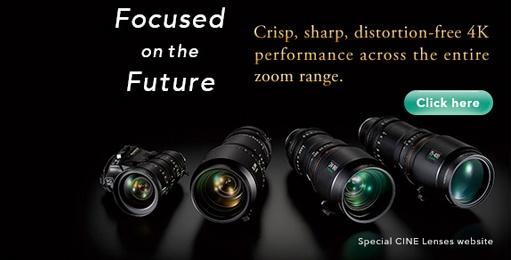TV & CINE Lenses