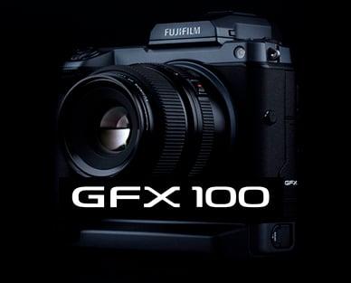 Fujifilm GFX100 Banner