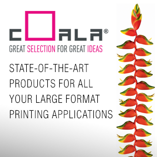 COALA - State of the art products for all your large formate printing applications
