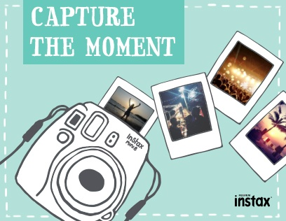 Capture the Moment with Instax