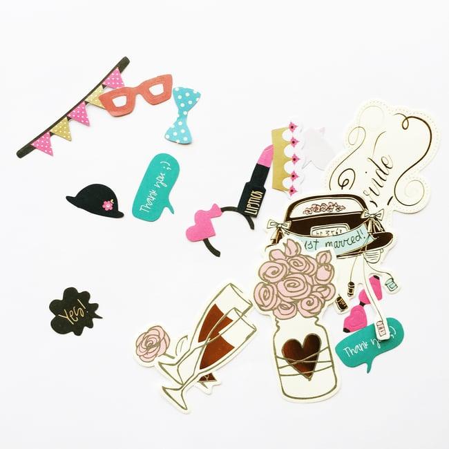 mini photo stickers