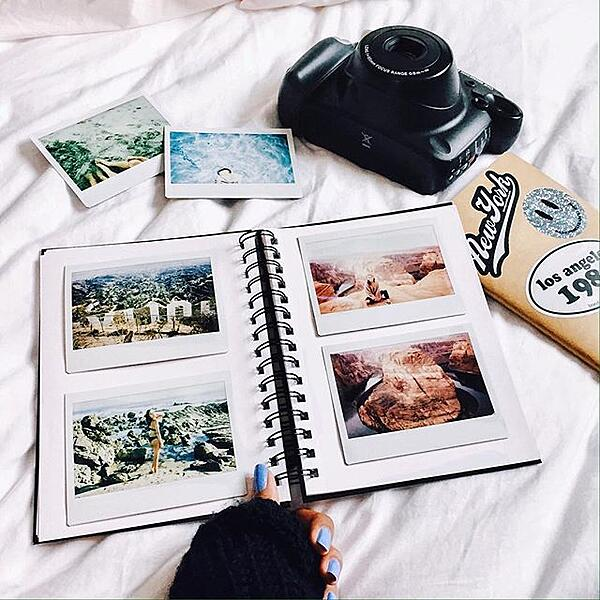 Keeping Your Memories Together instax wide