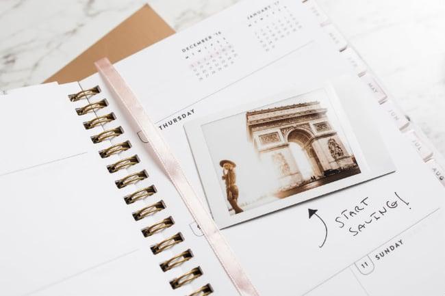 instax travel diary