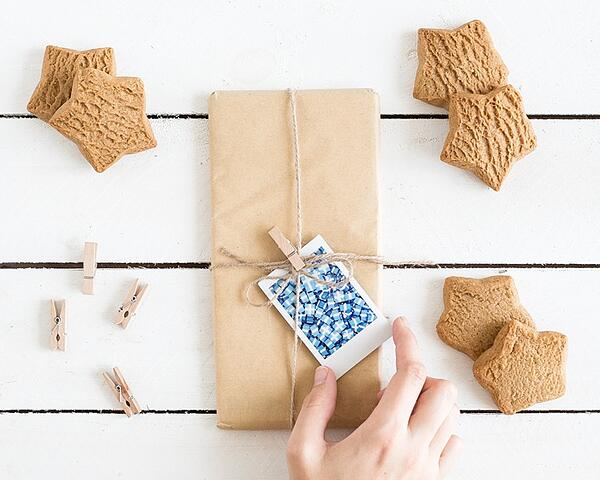 instax gift wrapping