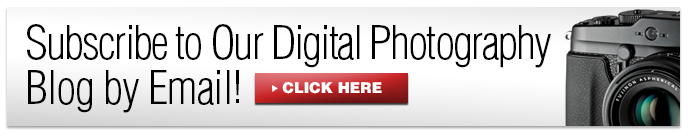 Subscribe to Our Digital Photography Blog by Email