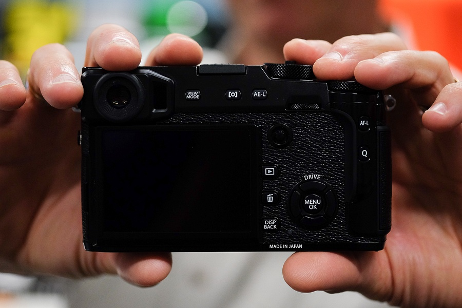 Six X-Pro2 in-depth menu settings you can change to customise your shooting experience