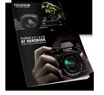 X-T1/X-T10 AF Handbook
